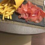 prosciutto e patatine