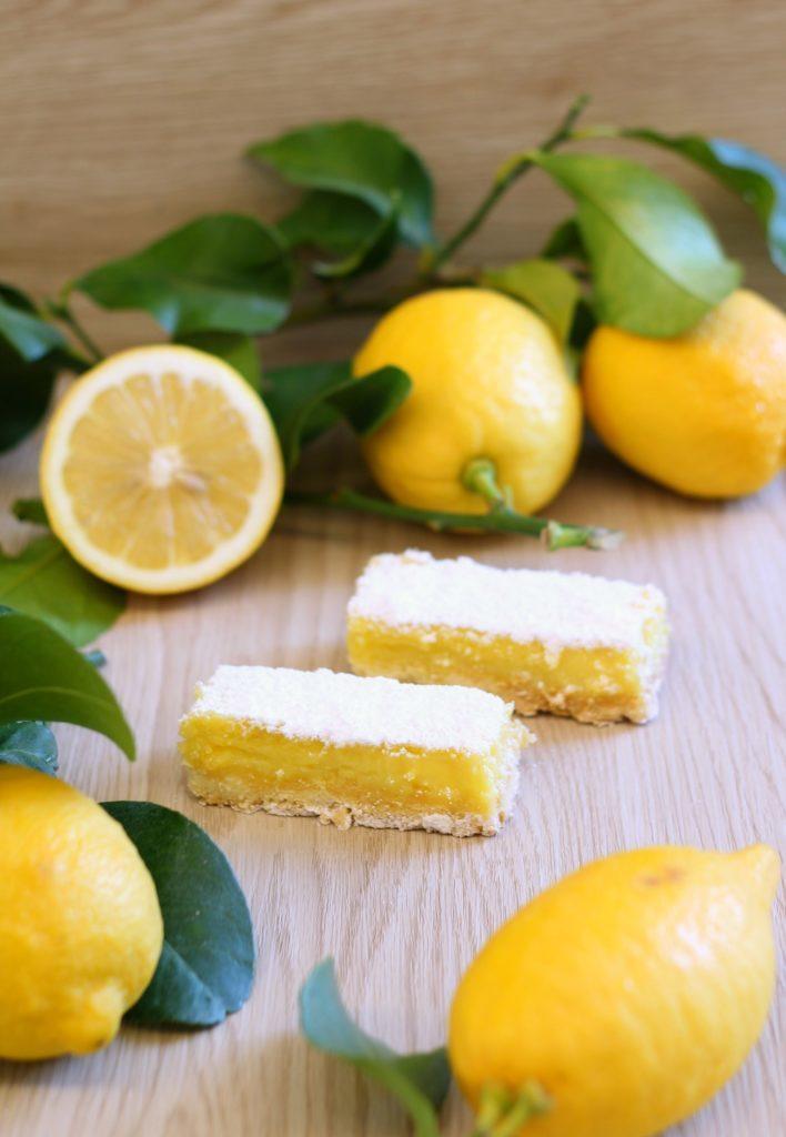 la freschezza dei limoni
