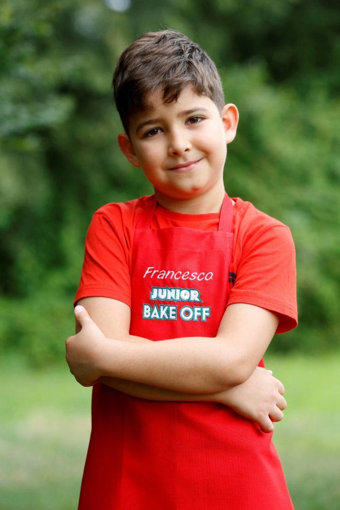 Junior Bake Off Italia 2019 Francesco