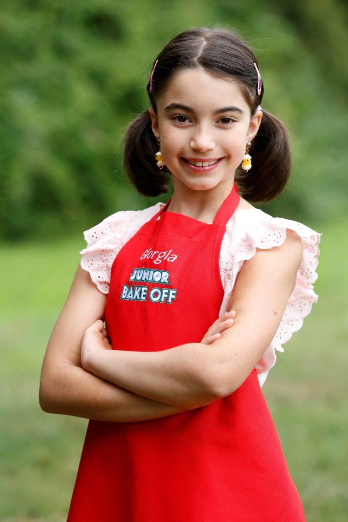 Junior Bake Off Italia 2019 Giorgia