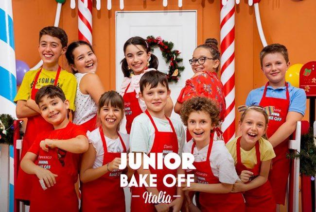 Concorrenti Junior Bake Off 2019