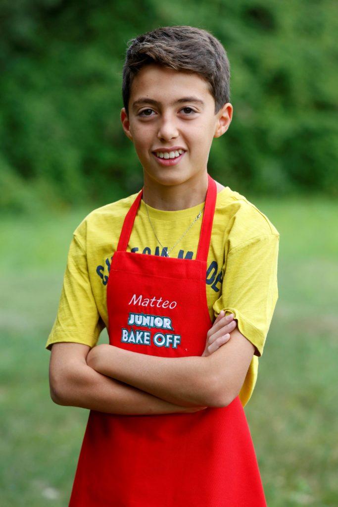 Junior Bake Off Italia 2019 Matteo