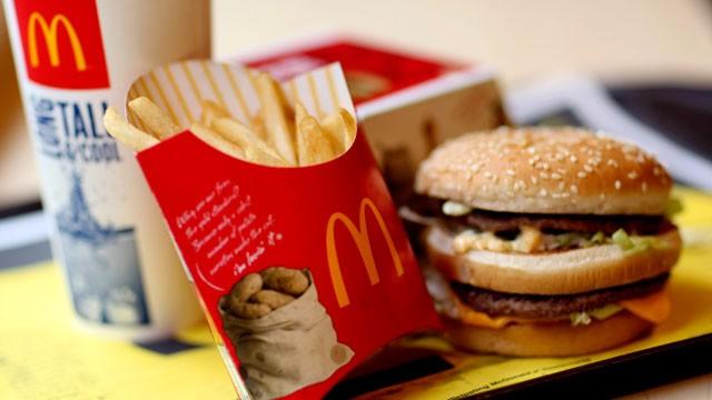 I 9 cibi più salutari del McDonalds