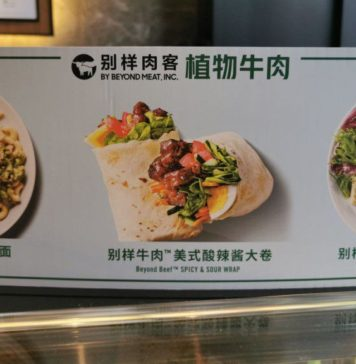 """Cina: carne """"vegetale"""" nei menù dei ristoranti che riaprono"""