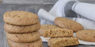 biscotti gustosi e salutari