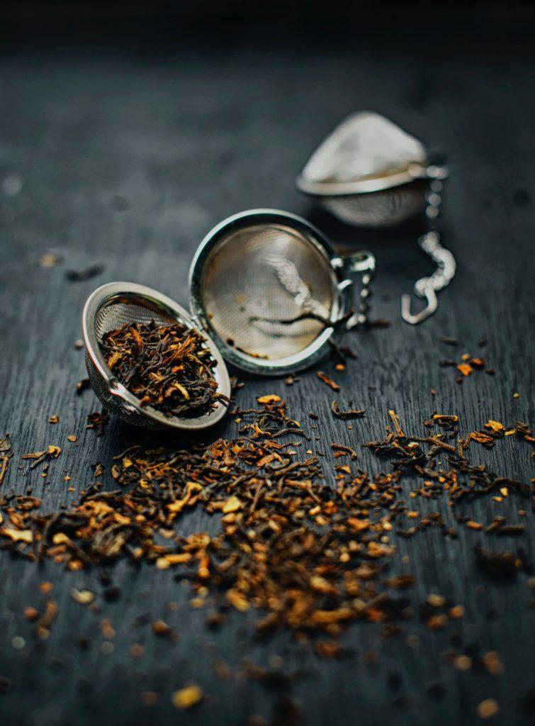 tè sfuso cucina zero waste