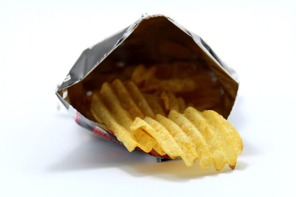 la rivista svizzera K-Tipp patatine