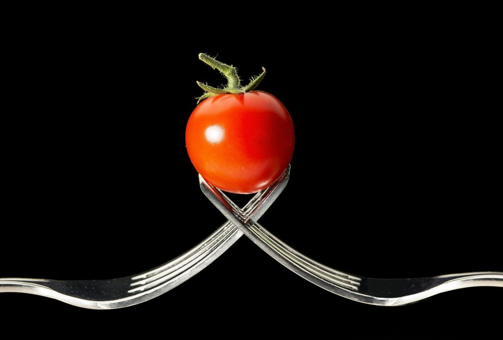 l'alimentazione sostenibile